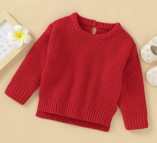 Baby / Toddler Knitted Hooded Sweater