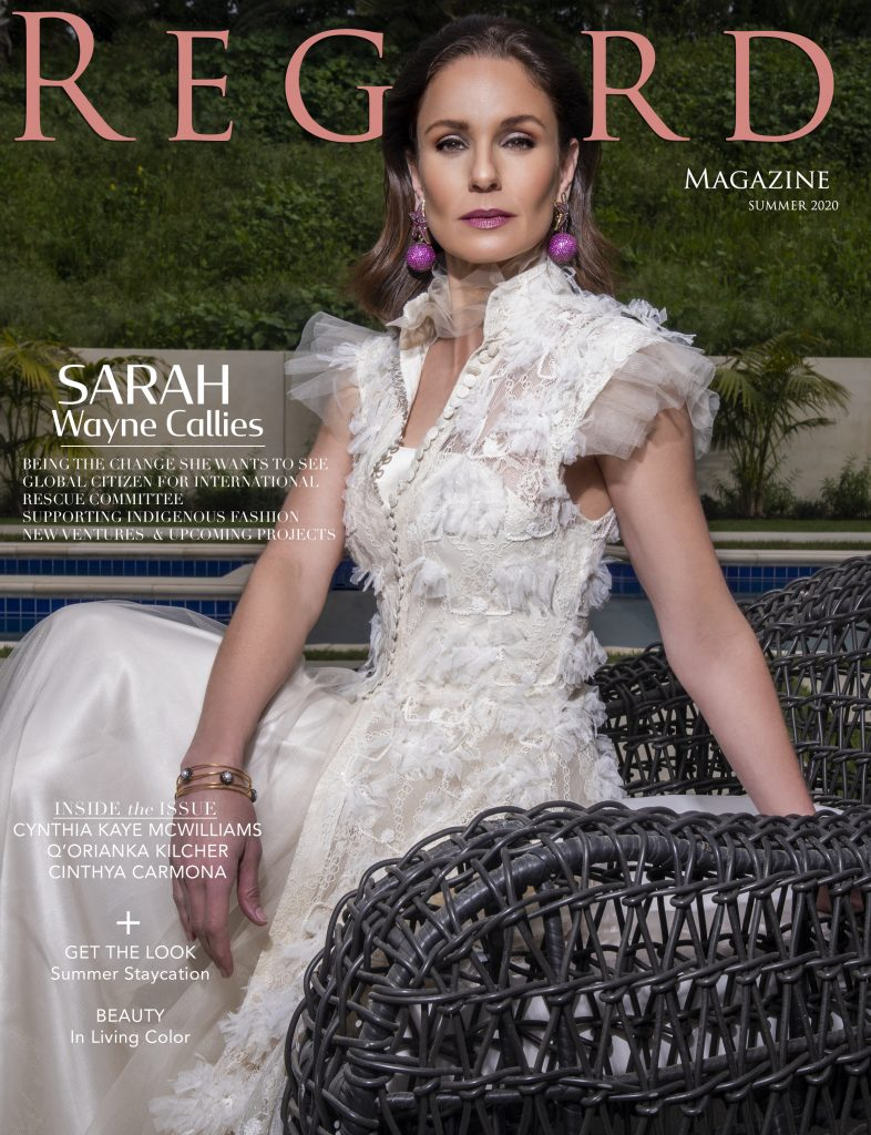REGARD MAGAZINE COVER