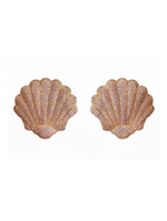 Shellina Shell Pink Earrings