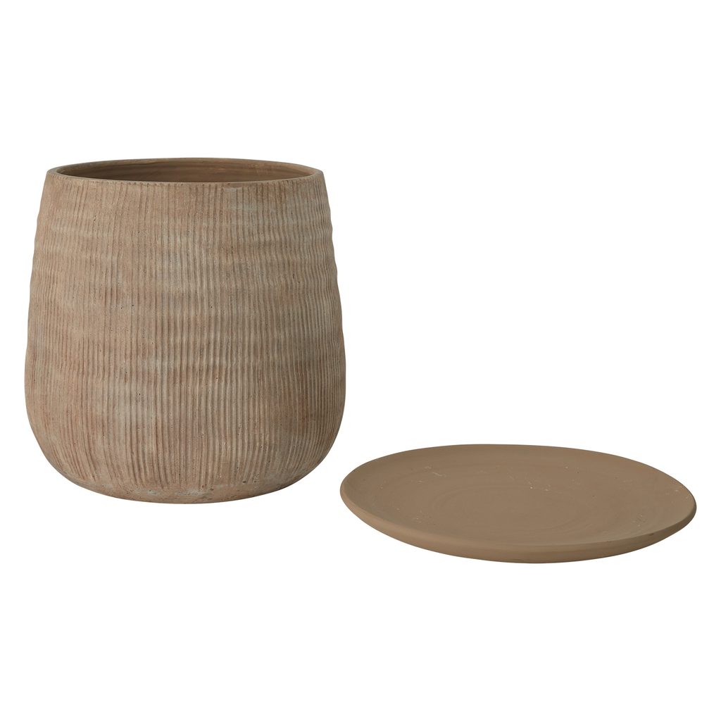 Tamia Texturized Pot