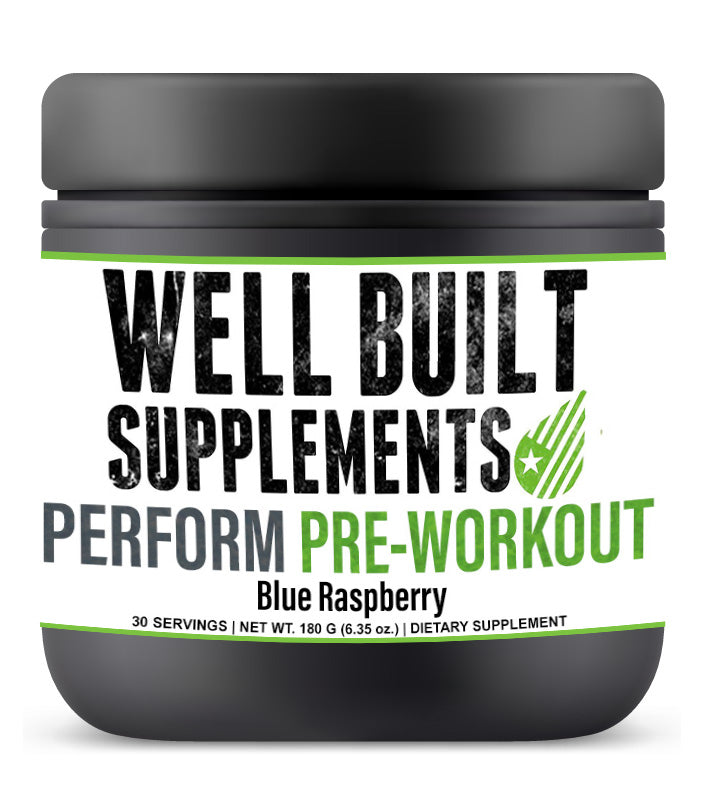 Perform Pre-Workout