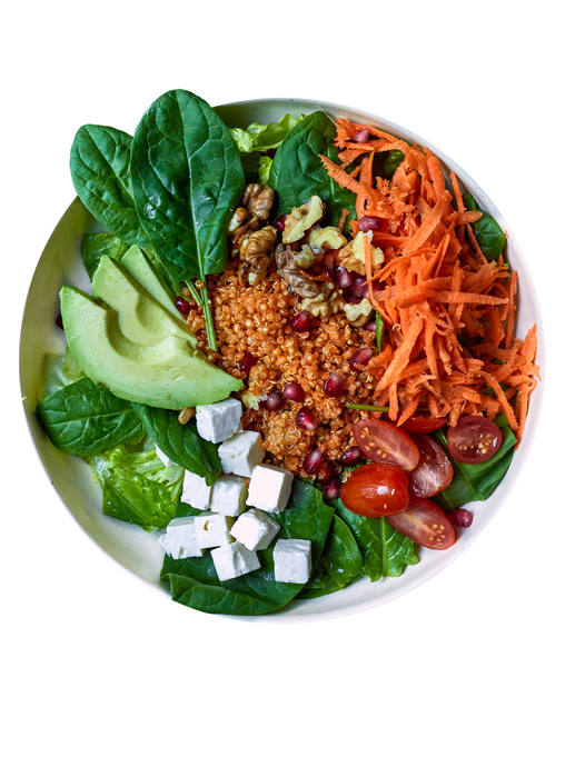 Greenleaf, green leaf, Bowl, Buddha Quinoa Bowl, Superfood