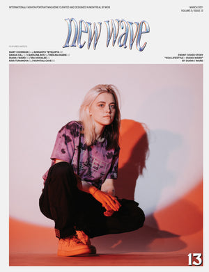 NEW WAVE | VOLUME FIVE | ISSUE #13