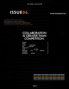 NEW WAVE | VOLUME FOUR | ISSUE #06