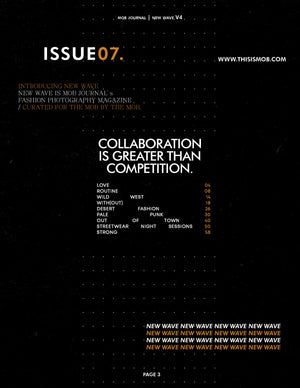 NEW WAVE | VOLUME FOUR | ISSUE #07