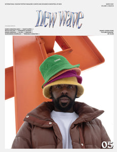 NEW WAVE | VOLUME FIVE | ISSUE #05