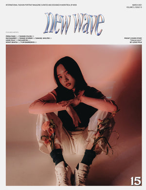 NEW WAVE | VOLUME FIVE | ISSUE #15