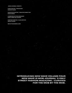 NEW WAVE | VOLUME FOUR | ISSUE #10