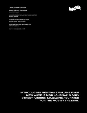 NEW WAVE | VOLUME FOUR | ISSUE #16