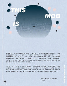 THIS IS FILM | VOLUME ONE | ISSUE #3 - Mob Journal