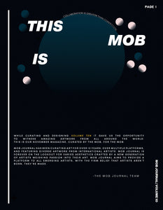 MOB JOURNAL | VOLUME TEN #08