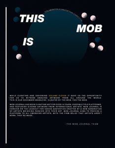 MOB JOURNAL | VOLUME ELEVEN | ISSUE #16