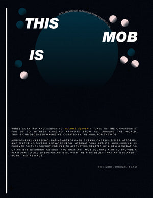 MOB JOURNAL | VOLUME ELEVEN | ISSUE #18