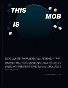 MOB JOURNAL | VOLUME ELEVEN | ISSUE #22