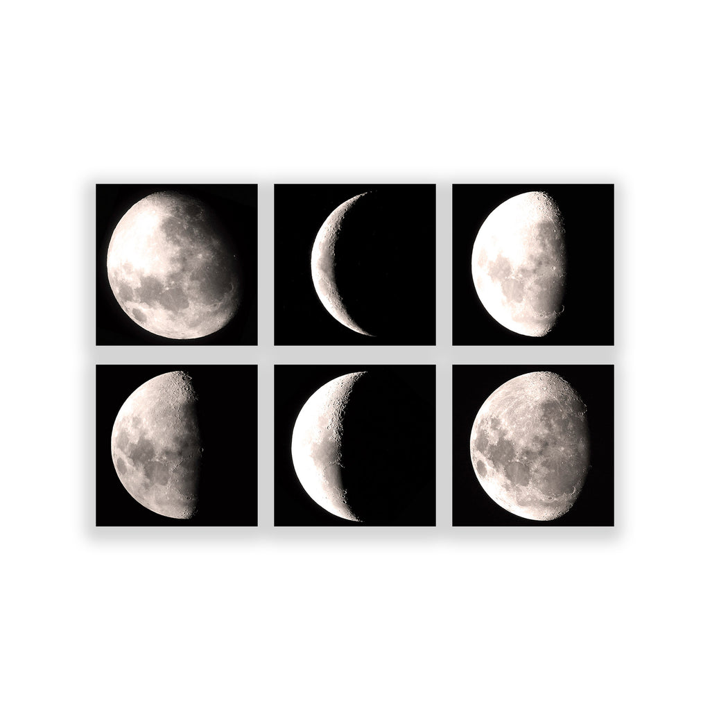 Classic Moon (Set of 6)