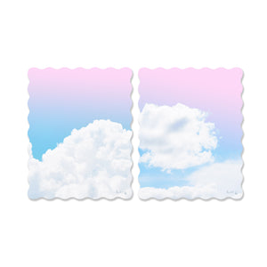 Cotton Candy Sky (Set) by Rudie Lee