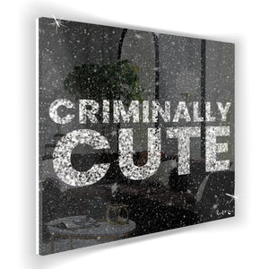 Criminally Cute (Black) by Rudie Lee