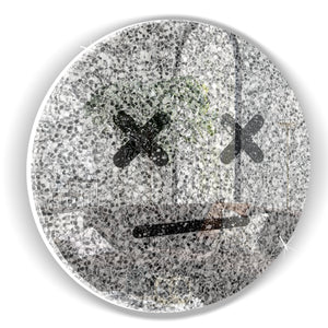 Emoti No. 05 (Silver) by Rudie Lee