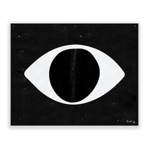 Evil Eye (Black Dust) by Rudie Lee