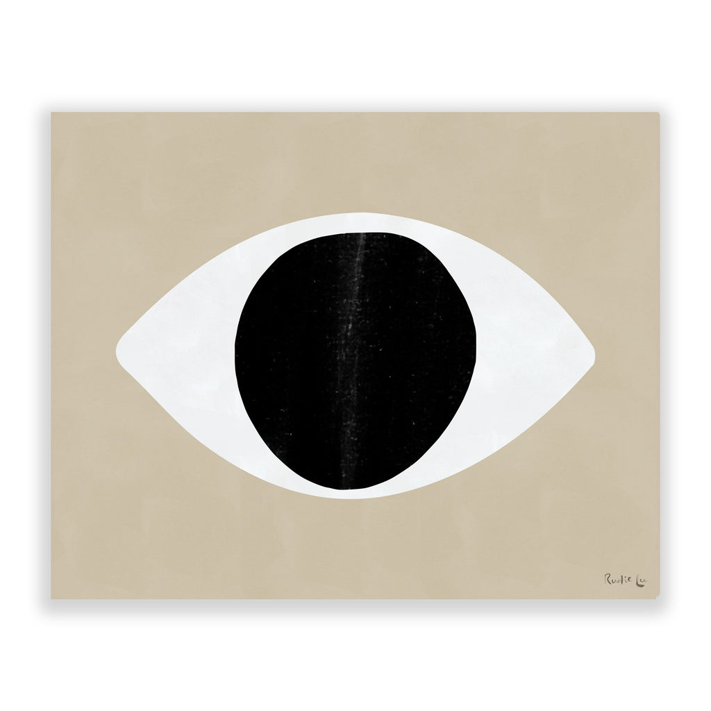 Evil Eye (Ecru) by Rudie Lee