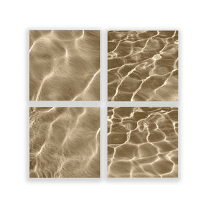 Gold Pool (Set of 4)