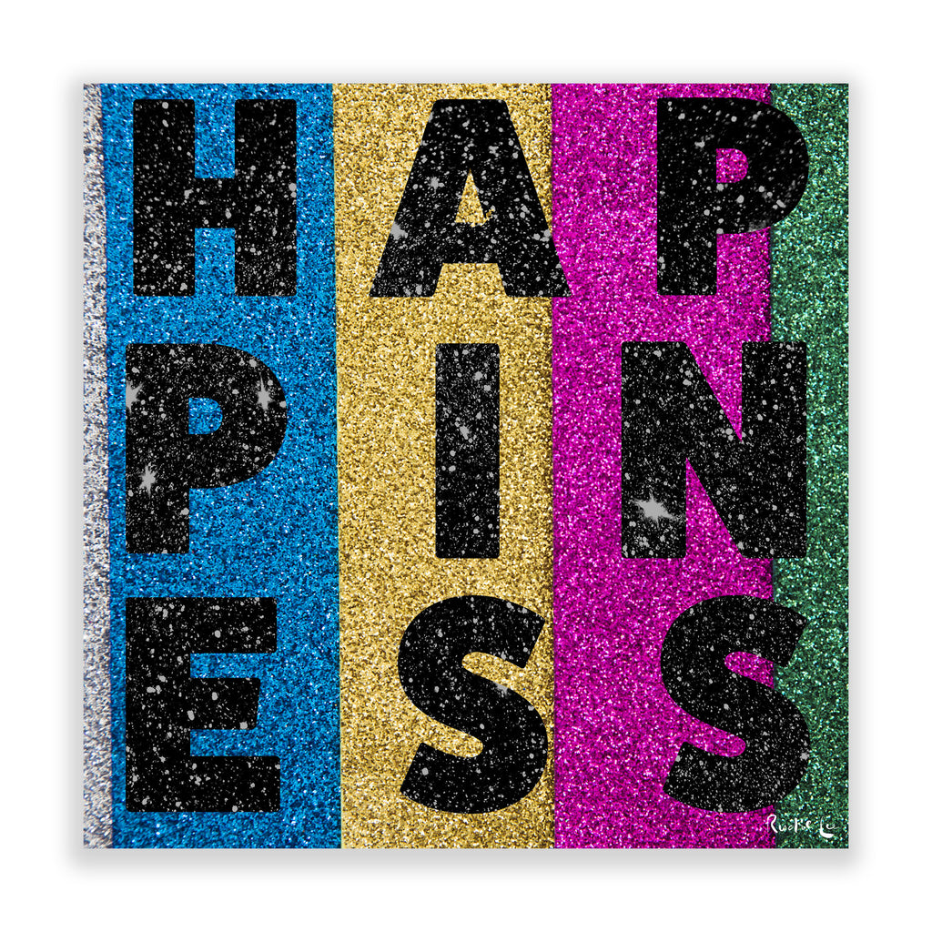 Happiness (Multi) by Rudie Lee