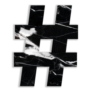 Hashtag (Luxe Black) by Rudie Lee