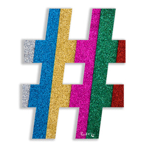 Hashtag (Multi) by Rudie Lee