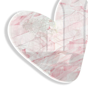 Heart (Blush Stone) by Rudie Lee
