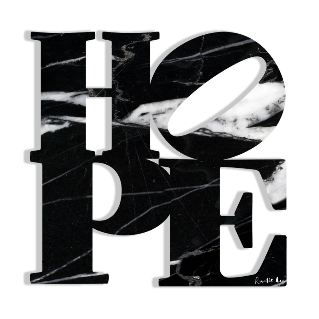 Hope (Black Stone) by Rudie Lee