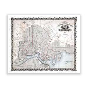Map of Brooklyn No. 02