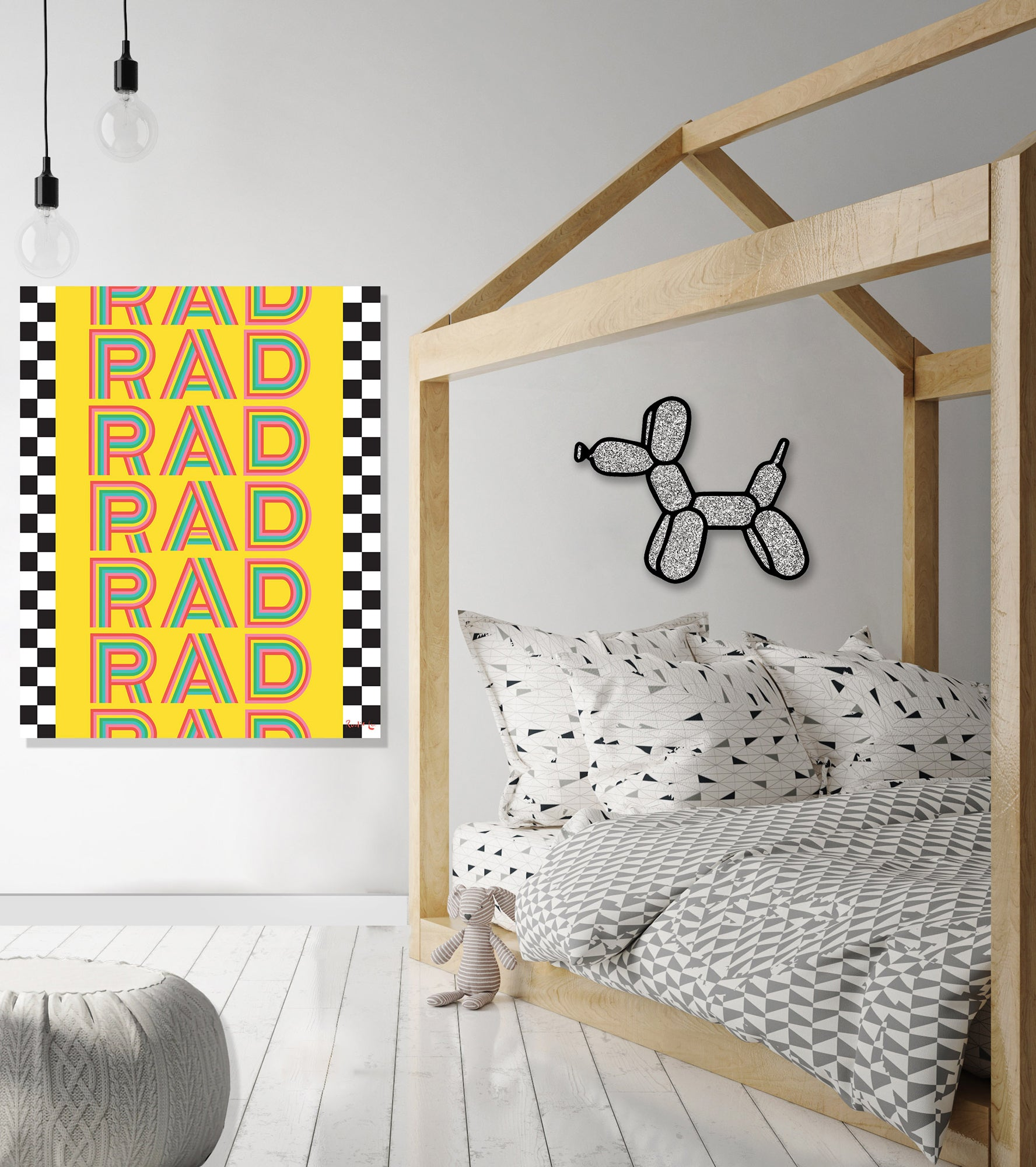 Rad Rad Rad (Zing) by Rudie Lee