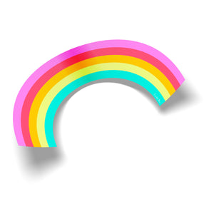 Rainbow (Tupi No. 04) by Rudie Lee