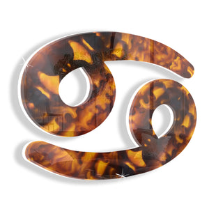Zodiac Cancer (Tortoise Shell) by Rudie Lee