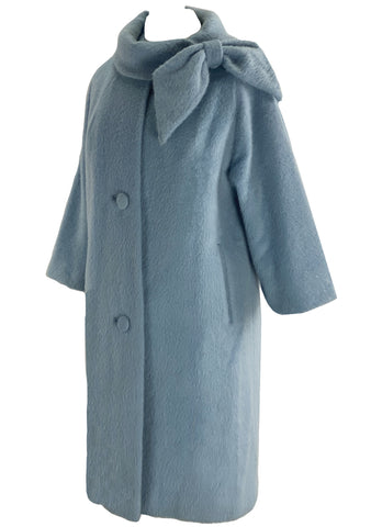 Stunning 1960s Mohair and Wool Lilli Ann Coat- New!
