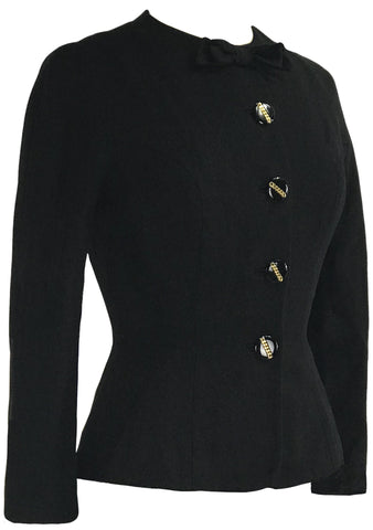 Late 1950s Early 1960s Designer Lilli Ann Jacket- New! {On Hold)