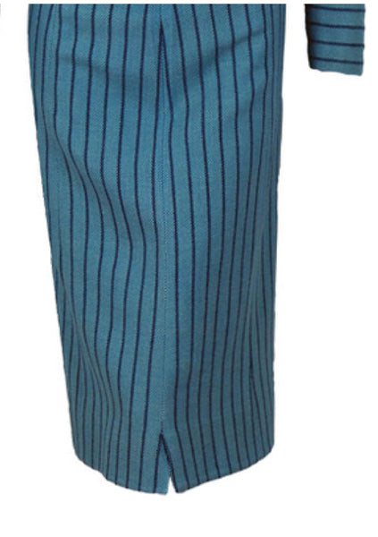 Blue & Navy Striped Outift - Payment no 1 Kat - SOLD!