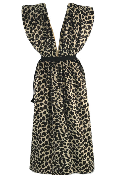 Recreation of Leopard Cape Worn by Marilyn - New!