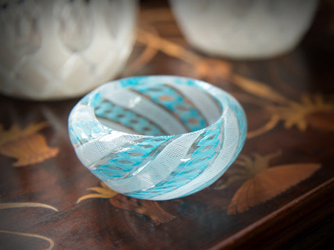 Salviati Glass Bowl