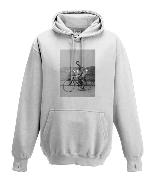 Children's Vintage Cycling Hoodie
