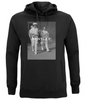 Vintage Tennis Unisex Pullover Hoodie with Pockets
