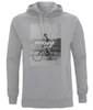 Vintage Cycling Unisex Pullover Hoodie with Pockets
