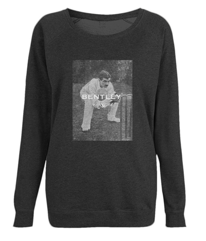 Women's Vintage Cricket Sweatshirt