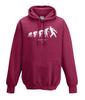 Children's Cricket Evolution Hoodie