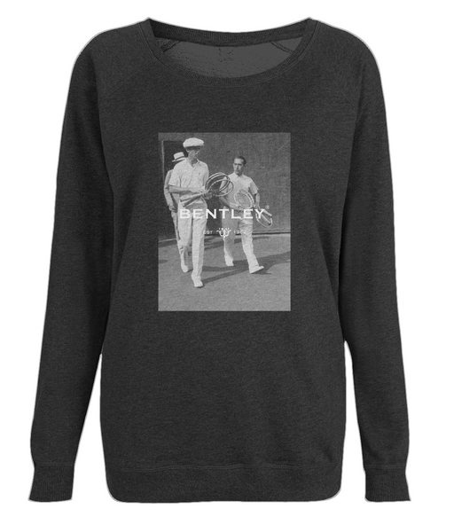 Women's Vintage Tennis Sweatshirt