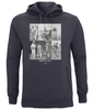 Vintage Sport Unisex Pullover Hoodie with Pockets