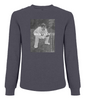 Men's Vintage Cricket Sweatshirt