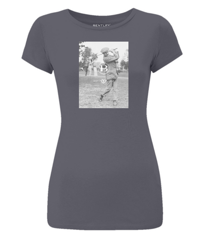 Women's Vintage Golf T-Shirt