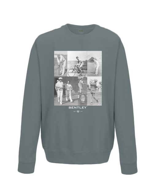 Children's Vintage Sport Sweatshirt