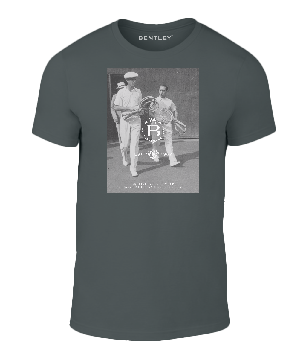 Children's Vintage Tennis T-Shirt